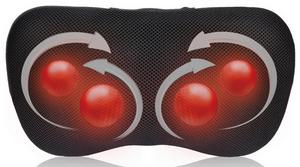 Comparative cheap shiatsu massage cushion