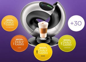 Dolce Gusto Eclipse test
