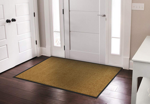 Inexpensive entrance mat